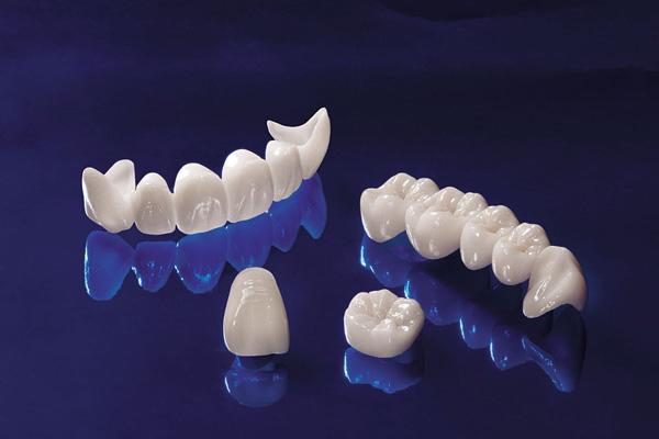 Có rất nhiều loại răng sứ hiện nay
